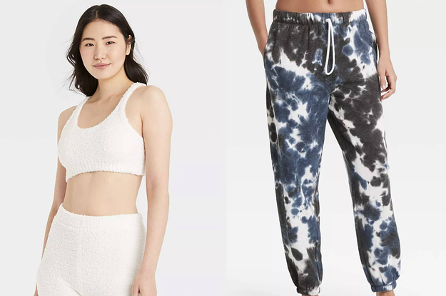 31 Cozy Pieces Of Loungewear From Target To Add To Your Fall Wardrobe