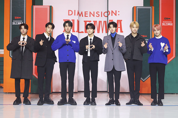"""Enhypen Releases New Album """"DIMENSION: DILEMMA,"""" And 5 More K-Pop Headlines You Need To Read"""