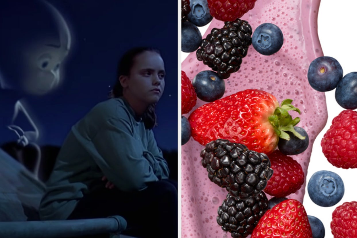 Sip On Some Smoothies To Find Out If You're Casper Or Kathleen Harvey