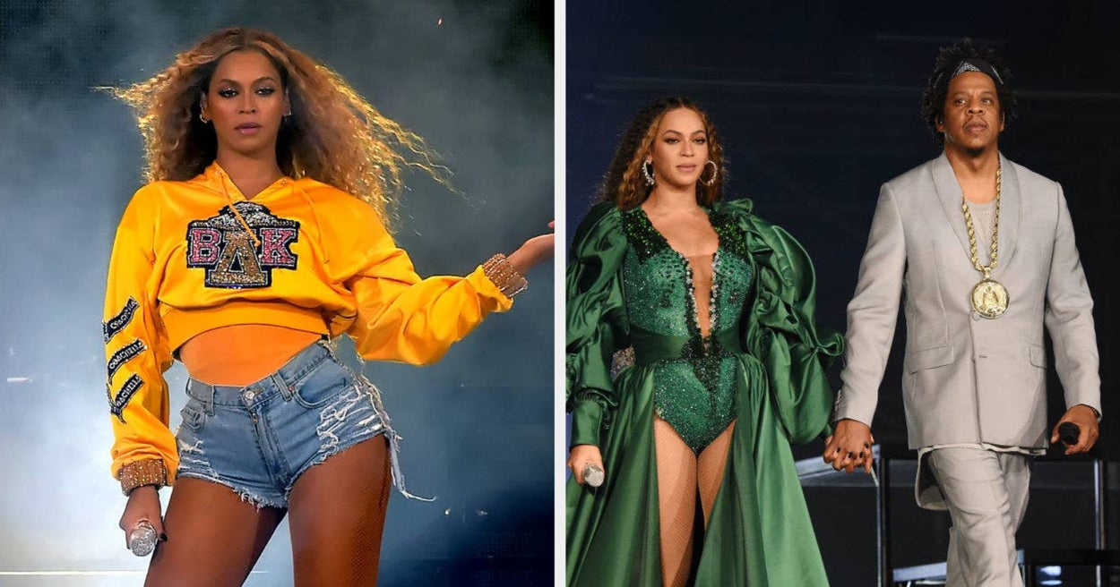 As If The Queen Had To Prove She Dominates The Music And Fashion Industry, Beyoncé Served Us A Plethora Of Red Carpet Looks On Instagram