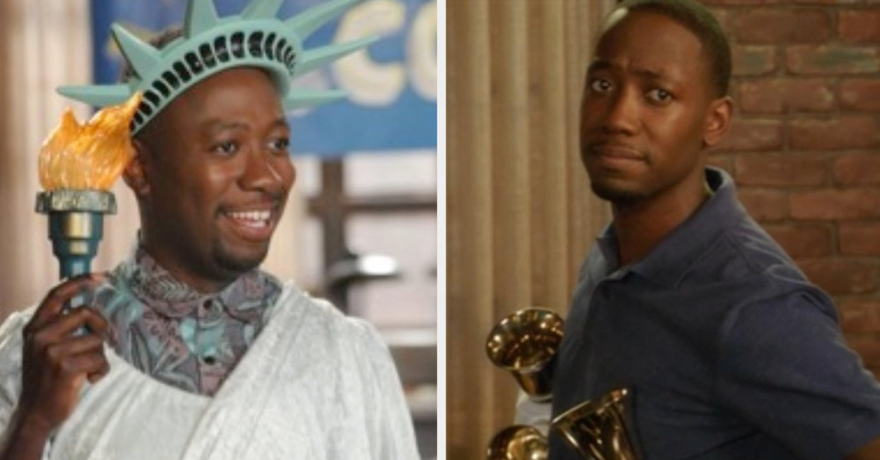 """17 Times Winston From """"New Girl"""" Totally Stole The Show"""