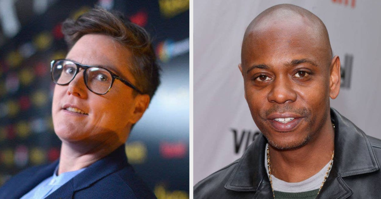 Here's What's Happening With Dave Chappelle, Netflix's CEO, And Hannah Gadsby