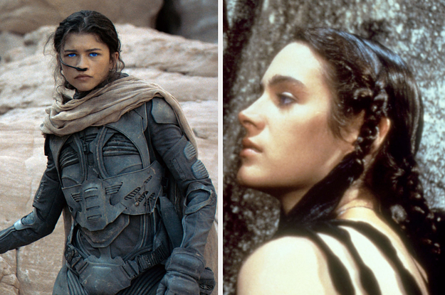 """Comparing Every 2021 """"Dune"""" Character To Their 1984 """"Dune"""" Counterpart"""