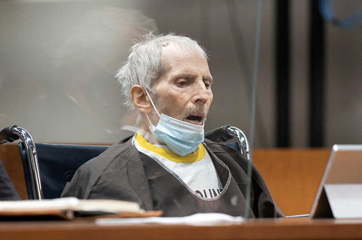 Robert Durst Has Tested Positive For COVID-19, His Lawyer Says