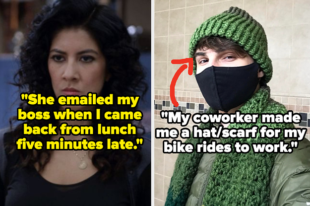 16 Times Coworkers Went Above And Beyond To Make People Happy, And 16 Times They Made Everyone's Lives Miserable