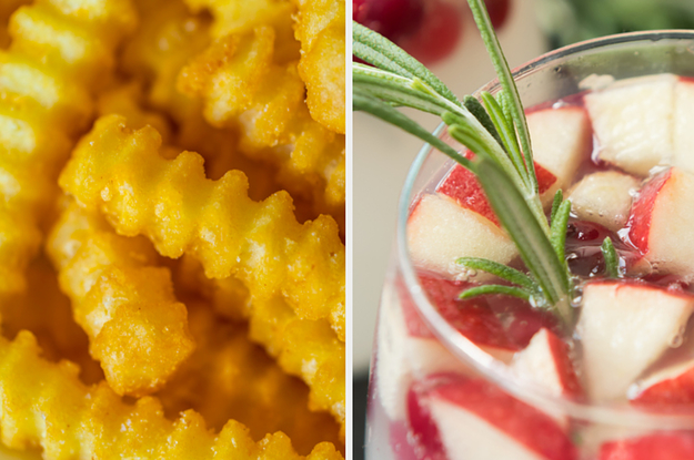 If You Can Make It Through This Never-Ending Buffet, We'll Reveal Which Holiday Drink You Are