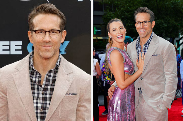 """Ryan Reynolds Announced He's Taking A """"Little Sabbatical"""" From Acting, Leading To A Classic Blake Lively Troll"""