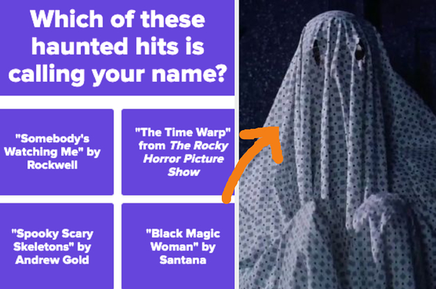 Make A Halloween Playlist And We'll Tell You Which Classic Monster Your Inner Persona Matches