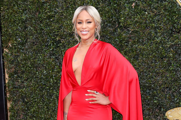 Eve Shared A Photo Of Her Baby Bump And Announced That She's Pregnant With Her First Baby
