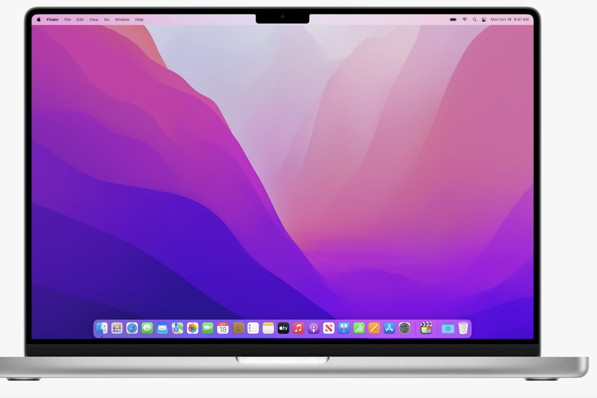"""Apple Announces Powerful New MacBook Pros With A """"Notch"""""""