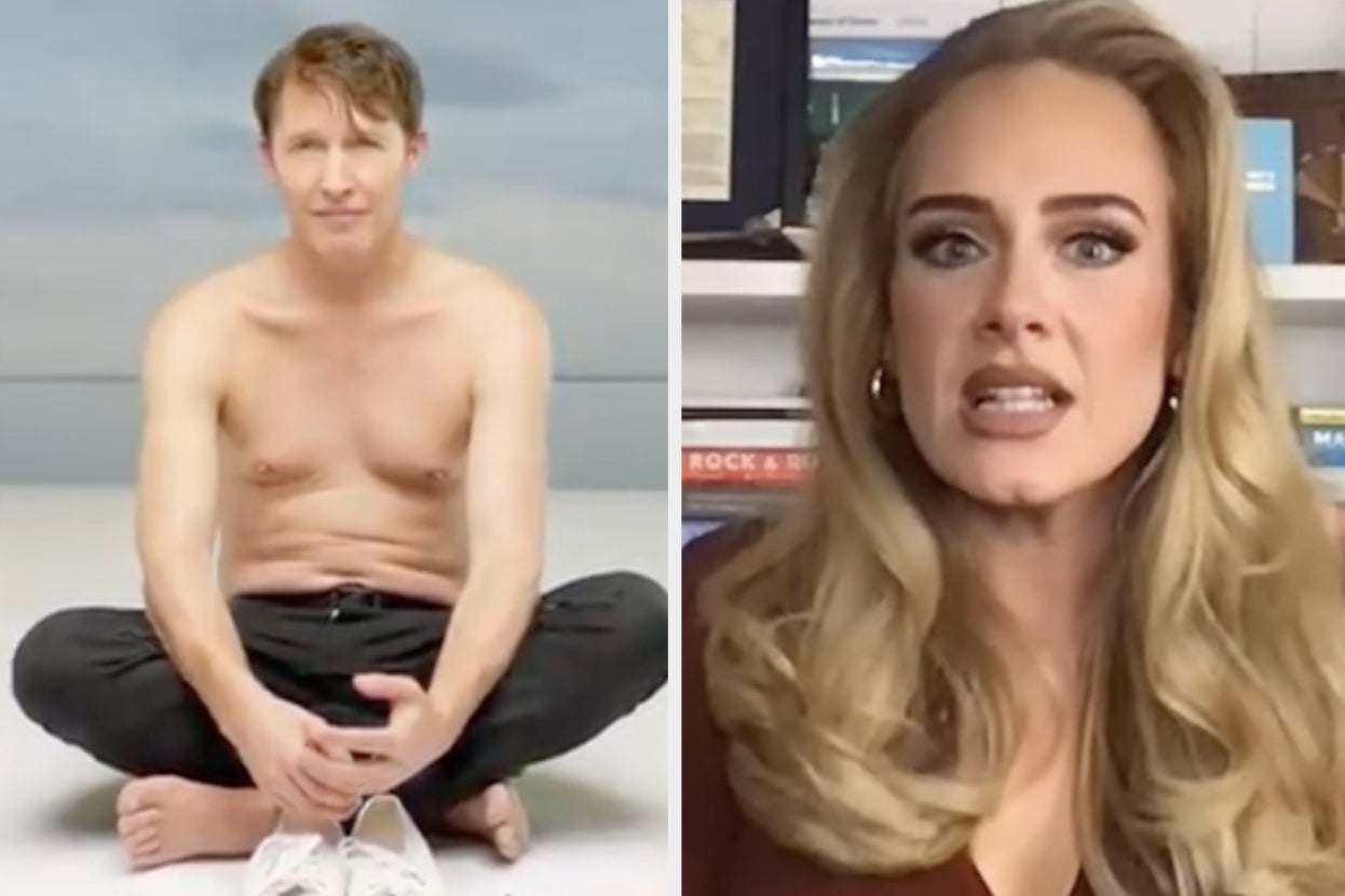 James Blunt Loves Roasting Himself, And Now He Found Out Adele's Album Is Coming Out The Same Day As His And Is Reaction Is Classic James Blunt