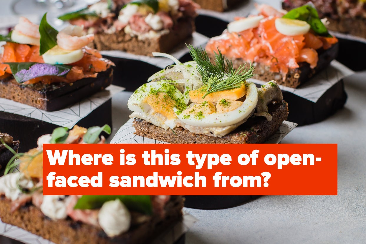 Only The Most Serious Food-Lovers Can Correctly Identify Where These Iconic, Global Foods Are From