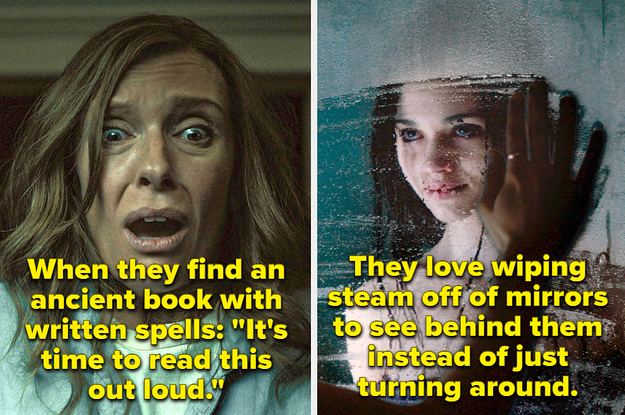 People Called Out The Dumb Things People In Horror Movies Always Do, And LOL It's ALL True