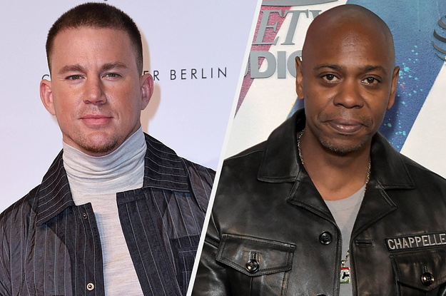 Channing Tatum Just Offered His Thoughts About The Controversy Surrounding Dave Chappelle's Netflix Special