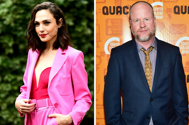 Gal Gadot Got Real About Reporting Joss Whedon For