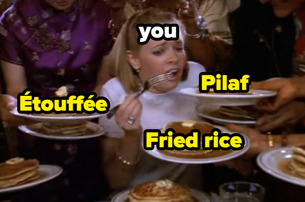 These Are The 28 Most Popular Rice Dishes From Around The World — I'm Willing To Bet You Haven't Even Tried 11