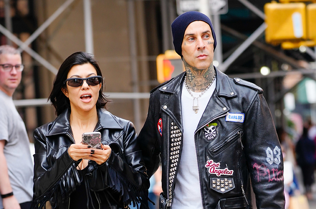 Kourtney Kardashian And Travis Barker Are Engaged And They Broke The News In A Pair Of Beautiful Instagram Posts