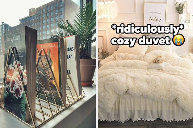 Just 49 Inexpensive Things To Give Your Bedroom A Bit Of An Upgrade