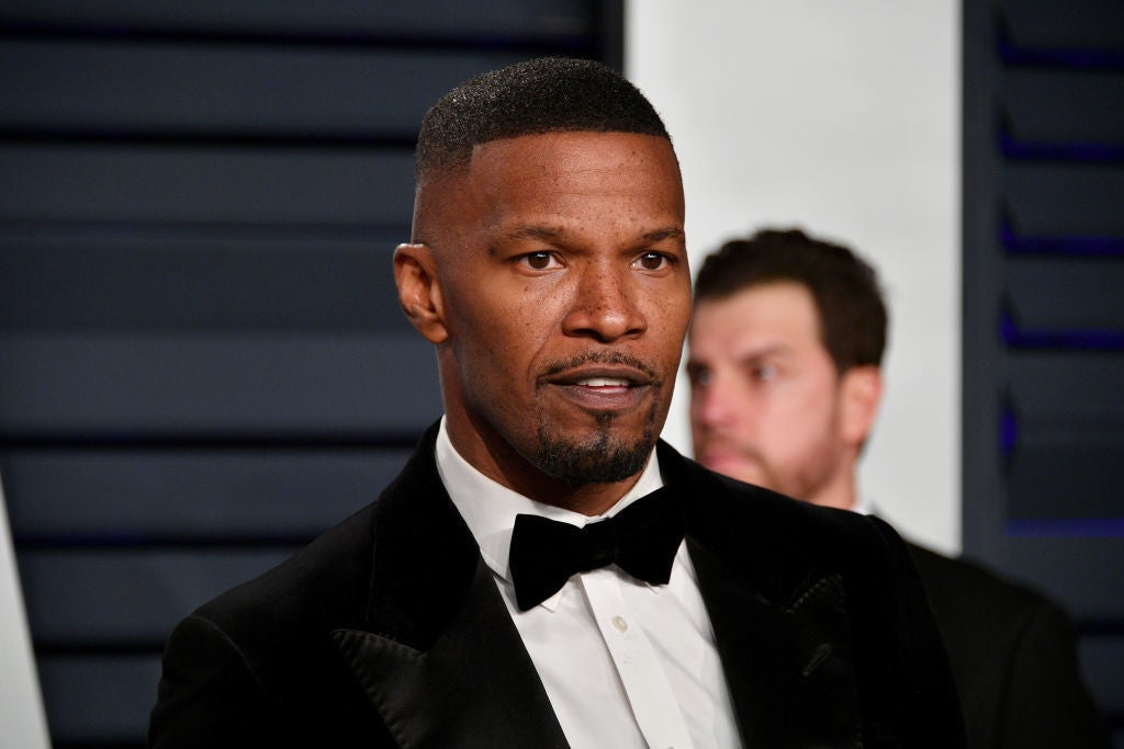 Jamie Foxx Said He Doesn't Plan On Getting Married Anytime Soon