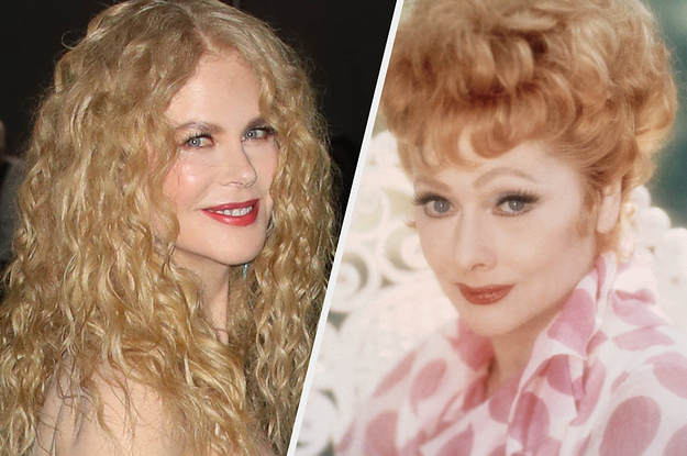 """Nicole Kidman Has Fully Transformed Into Lucille Ball In The """"Being The Ricardos"""" Teaser Trailer"""
