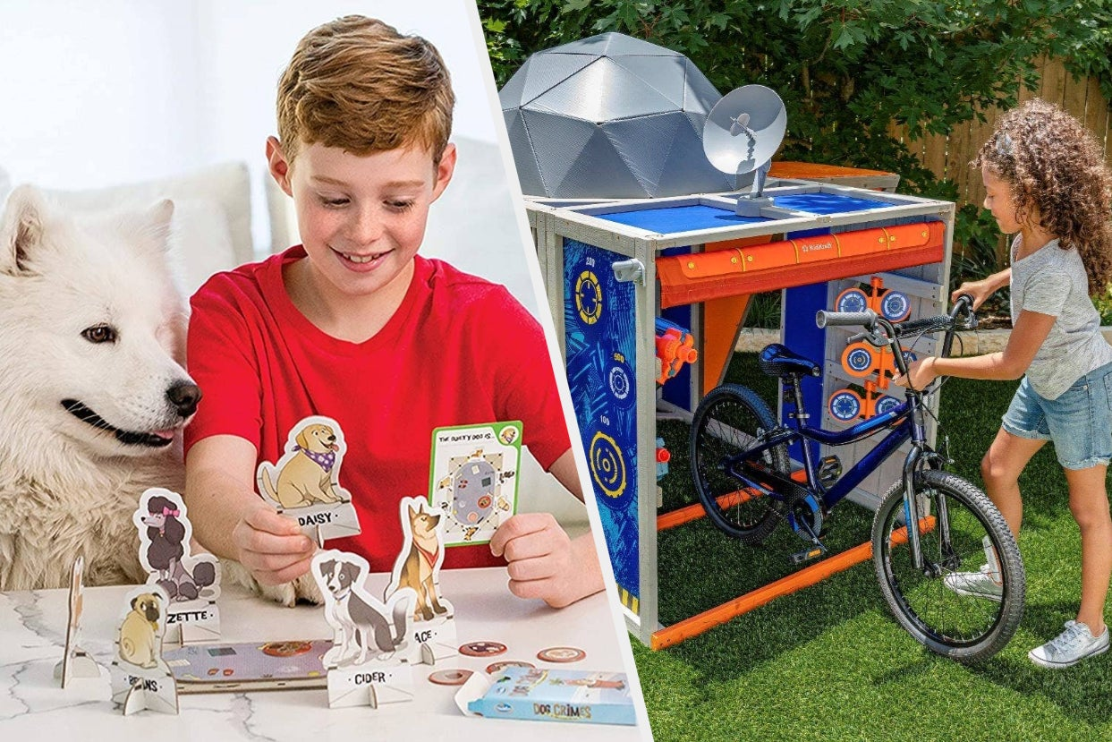 37 Toys And Gifts 7-Year-Olds Will Definitely Like Better Than More Clothes