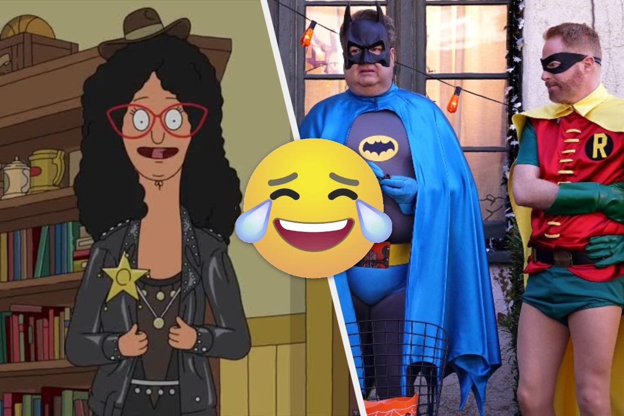 The 31 Greatest TV Halloween Costumes Ranked