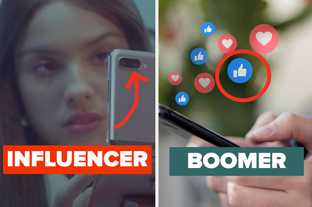 Not Trying To Call You Out Or Anything, But Let's See If You're An Influencer Or Boomer Based On Your Social Media Preferences