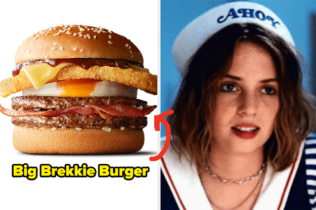 """Order Australian McDonald's To Find Out Which """"Stranger Things"""" Character Is Your Bestie"""