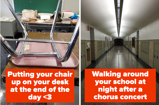 """If You Were Ever Called """"A Pleasure To Have In Class,"""" These 15 Things Were Actually Your Lexapro Equivalent Back In Elementary School"""