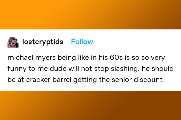 If These 17 Hilarious Halloween Tumblr Posts Don't Get You In The Mood For Spooky Season, I Don't Know What Will