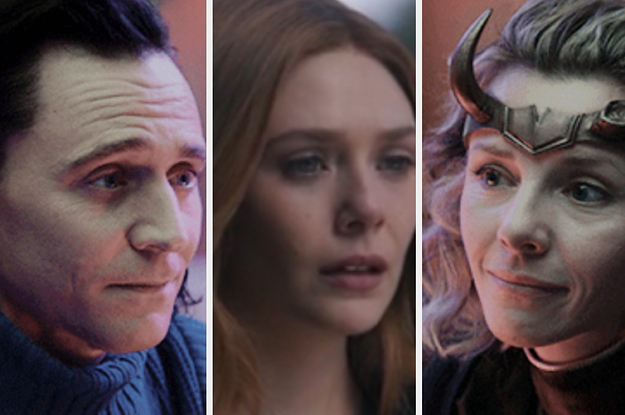 Pick Out Your Favorite Marvel Characters And We'll Reveal If You're More Loki Or Sylvie