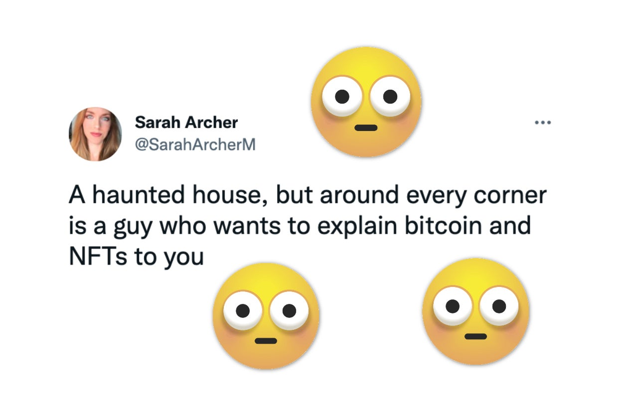 """Here Are The 17 Best """"Realistic"""" Haunted House Ideas Twitter Came Up With"""