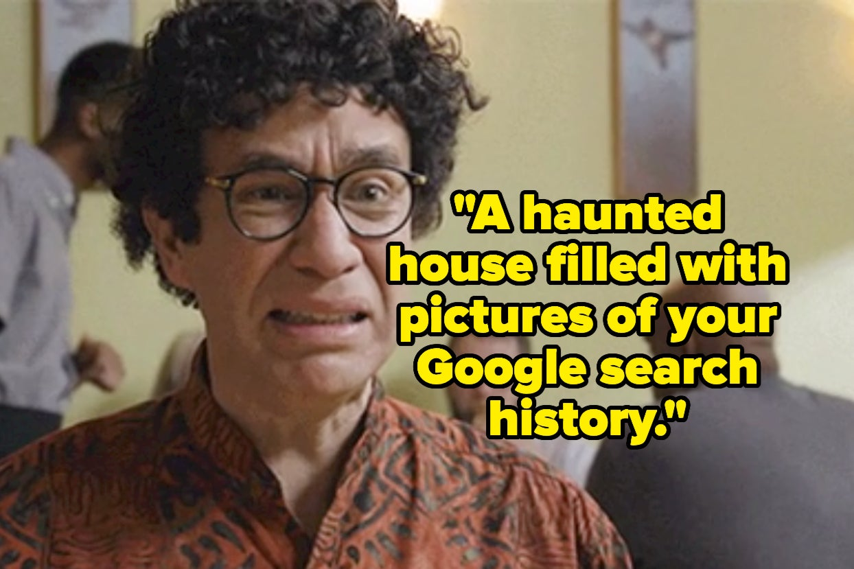 """People Are Sharing What The Most Terrifying """"Real Life"""" Haunted House Experiences Would Be, And They Really Hit Home"""