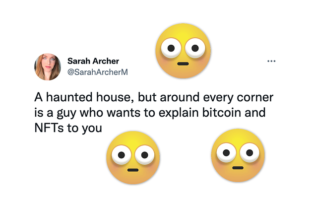 """17 Tweets About """"Real Life"""" Haunted House Ideas That Made Me Die Inside"""