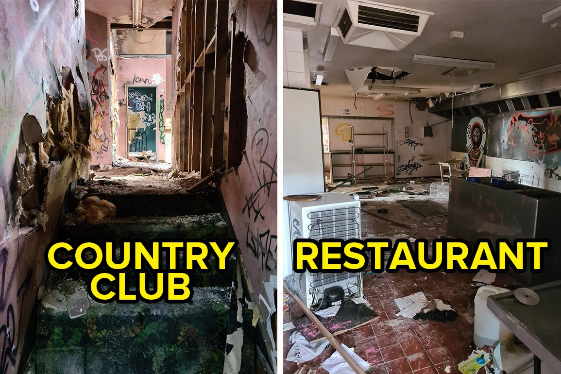 This Is What Abandoned Buildings In Australia Look Like On The Inside