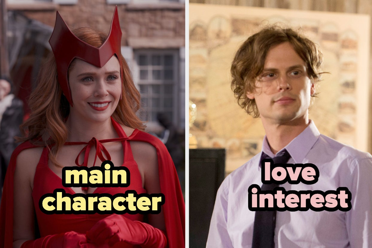 Let's Pretend You Just Got Cast In A Rom-Com — What's Your Role?