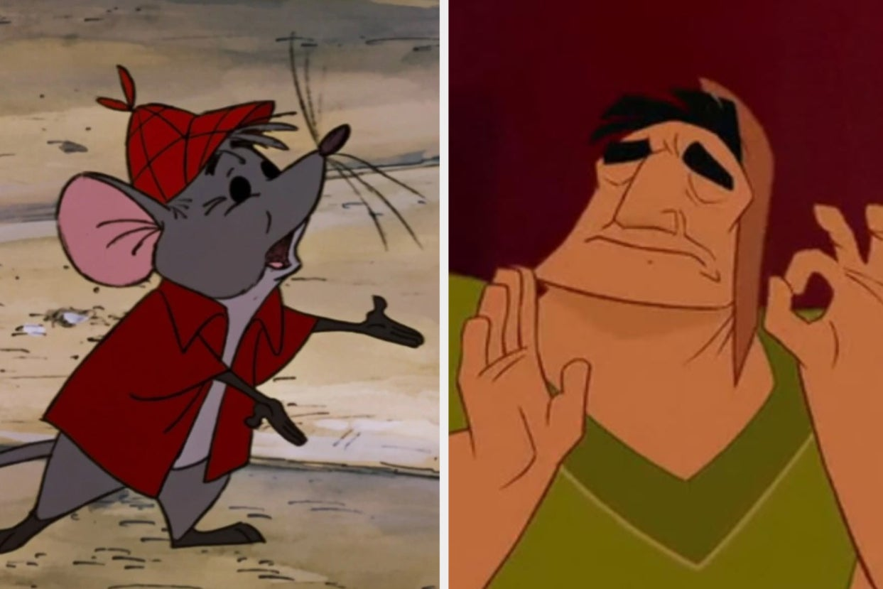 Everyone Forgets These Disney/Pixar Characters' Names, But Not You, Right?