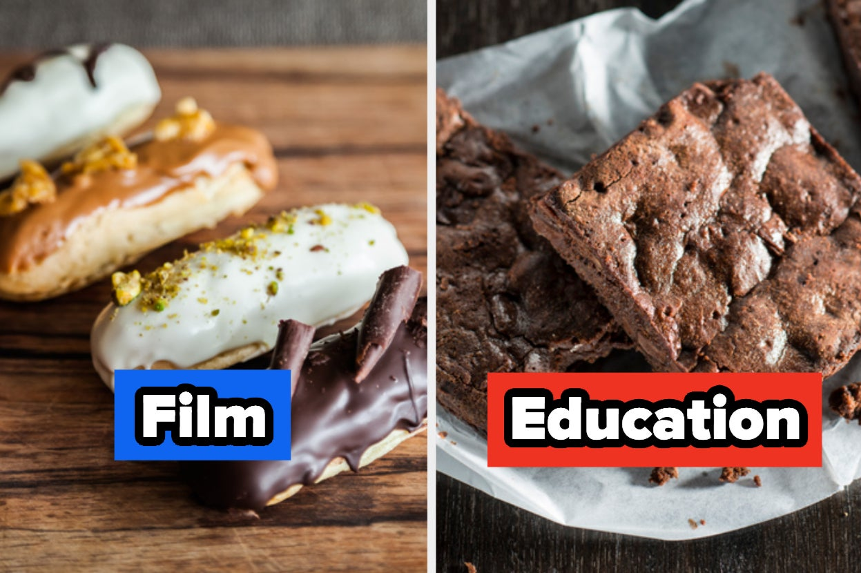 OK Hear Me Out — If You Pick 6 Chocolatey Foods, I'll Tell You What Your College Major Should Be