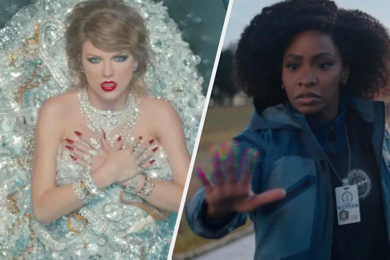 """Create A Playlist With A Song From Every Taylor Swift Album To Reveal Which """"WandaVision"""" Character You Embody"""