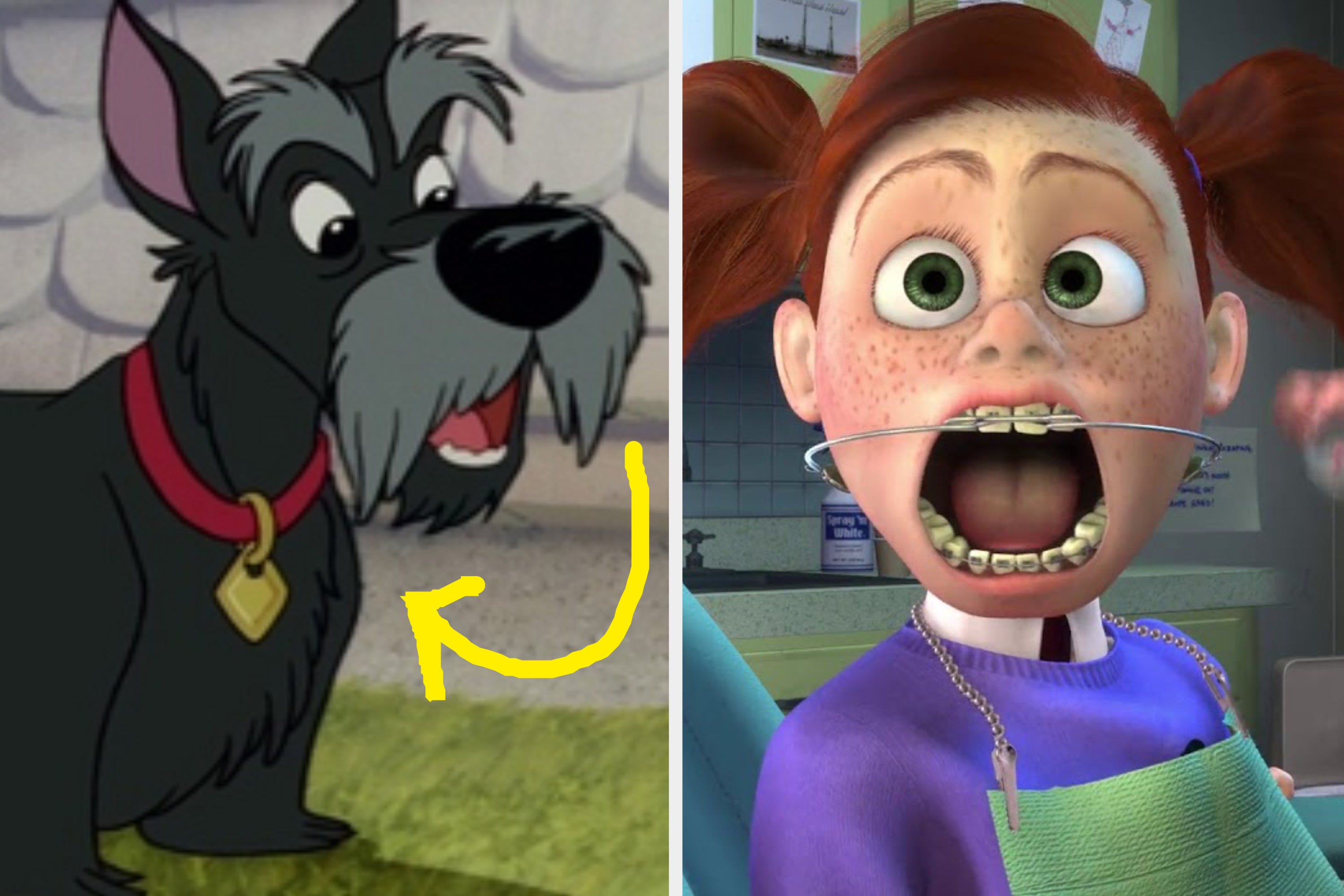 98% Of People Don't Remember All The Names Of These Disney/Pixar Characters —Do You?
