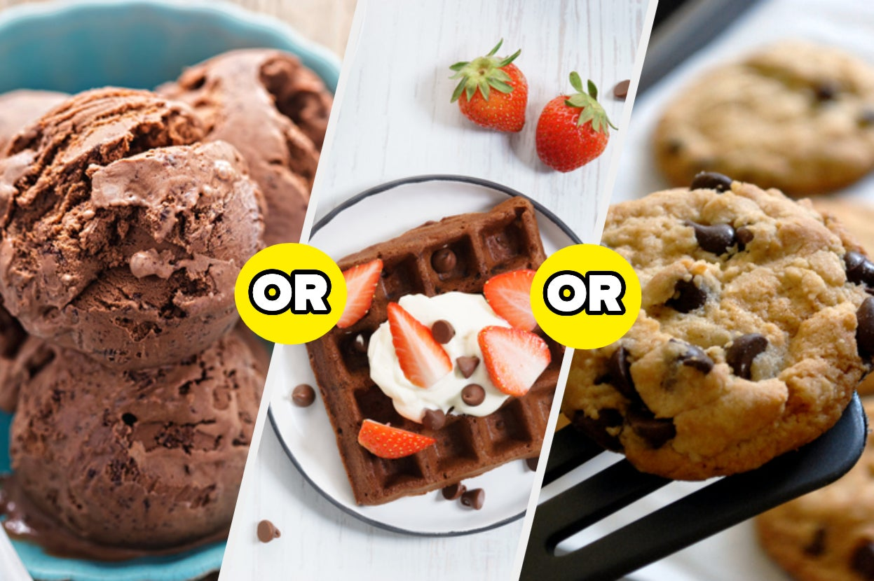 What Should You Major In? Pick Some Chocolatey Foods And We'll Tell You