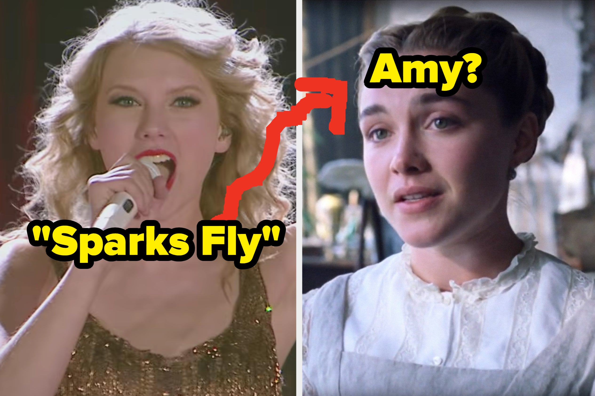 """Spend A Few Hours Perfecting Your Taylor Swift Playlist To Reveal Which """"Little Women"""" Character Matches Your Energy"""