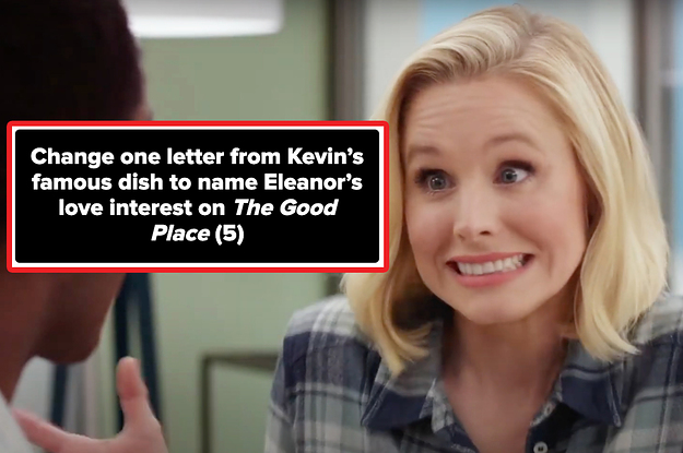 Only Really, Really Smart People Who Watch A Lot Of TV Can Pass This Sitcom Crossword Clue Quiz