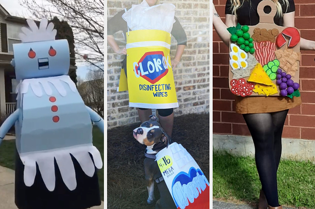 26 Halloween Costumes That Actually Feel Fresh And Unique