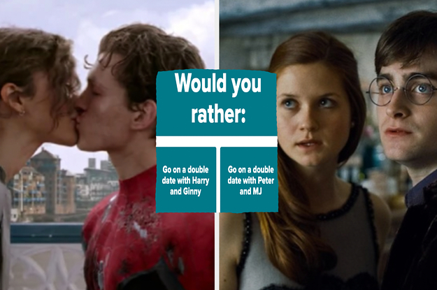 """I'm Sorry, But These 20 """"Would You Rather"""" Questions Will Stump All The Marvel And """"Harry Potter"""" Fans Out There"""