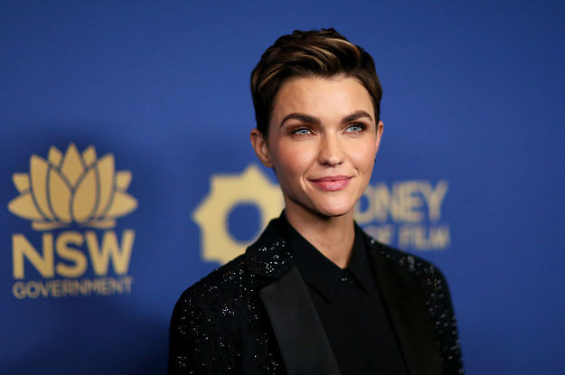 """In A Series Of Terrifying Instagram Stories, Ruby Rose Alleged What Actually Happened During """"Batwoman"""" That Caused Them To Leave"""