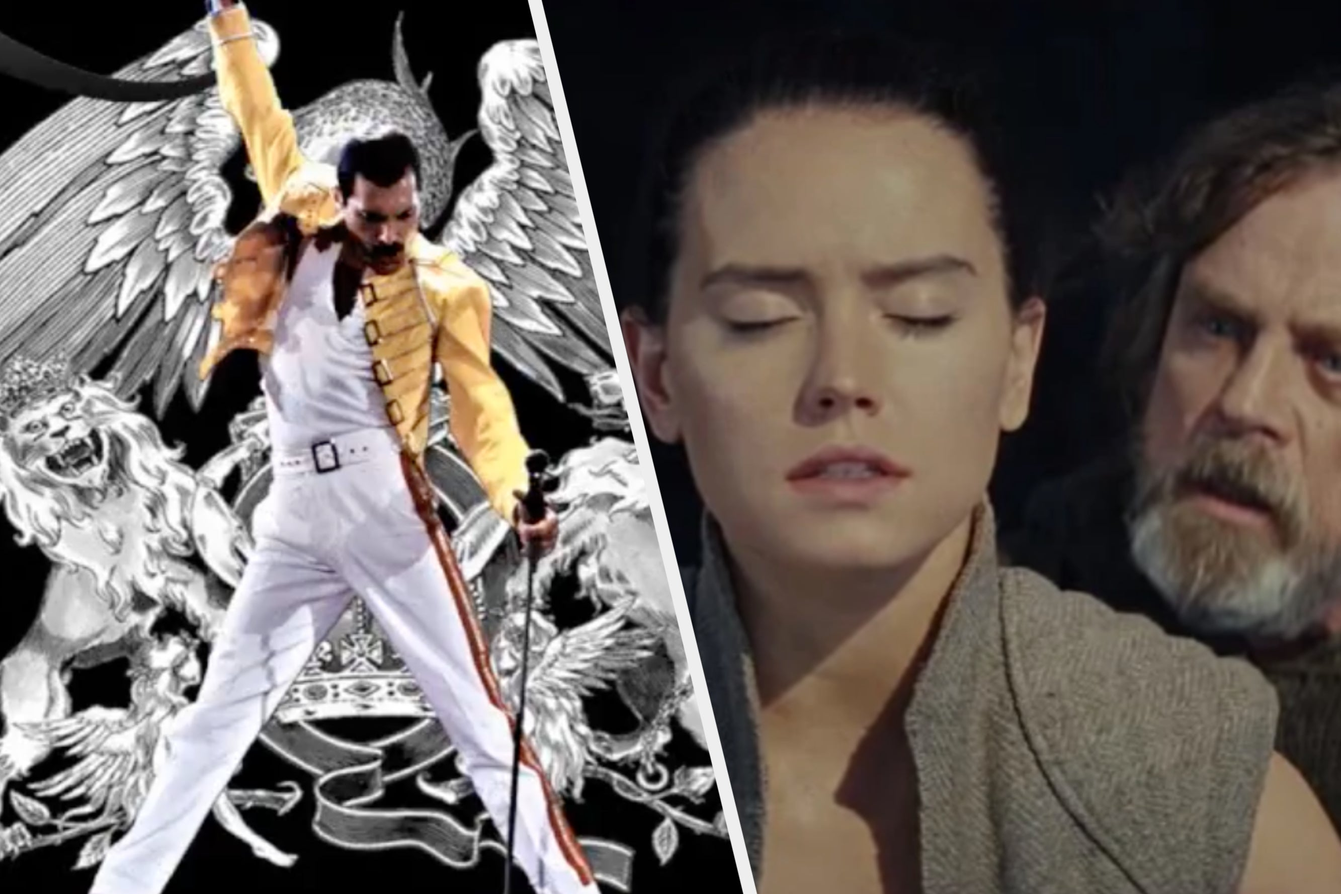 We Know Which Skywalker Family Member Matches Your Energy Based On The Queen Song Playlist You Craft