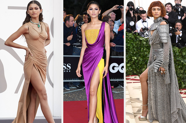 Zendaya Will Be The Youngest Person Honored With The CFDA Fashion Icon Award — And These 23 Outfits Show Why