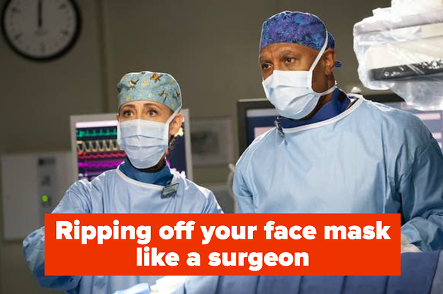 """19 Things Every """"Grey's Anatomy"""" Fan Is Totally Guilty Of"""