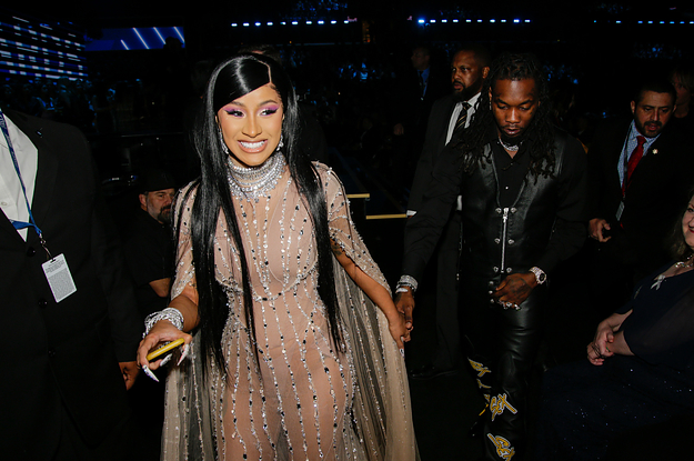 """A Troll Told Cardi B She's """"Going To Prison,"""" And Cardi Had The Perfect Response"""
